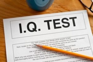 iq assesment tests calicut